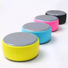 Round Shape Mini Portable Bluetooth Wireless Speaker